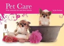 Pet Care with essential oils and their friends